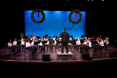 LHPS Holiday Concert 2012