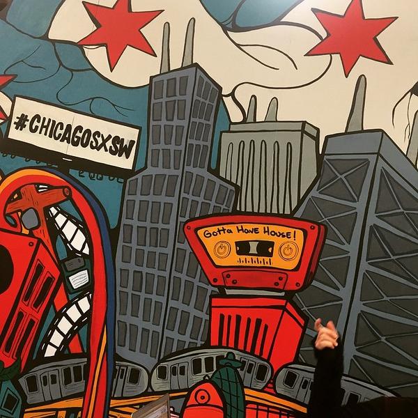 Represent. #chicagosxsw