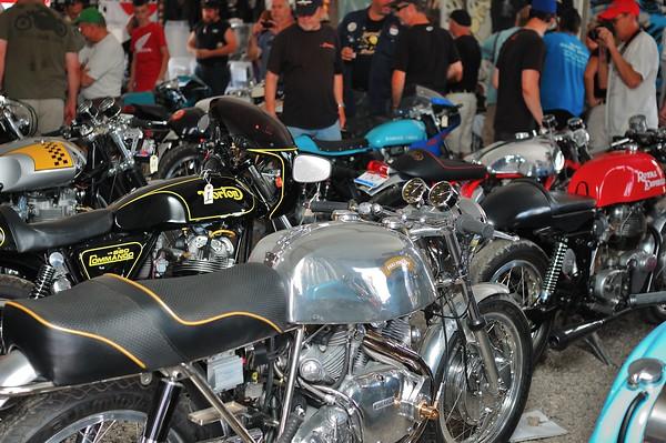 AMA Vintage Motorcycle Days, July 20-22, 2012