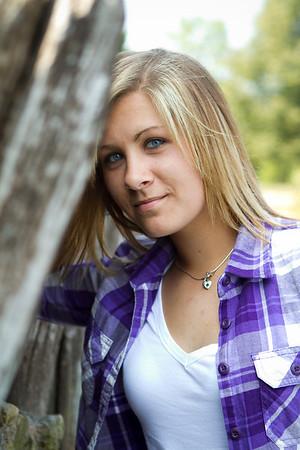 Kristina Caruso Senior Portraits