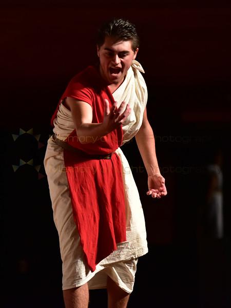 Kuranui College: Coriolanus - Act III sc iii