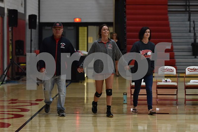 Urbandale @ Fort Dodge Volleyball  10/3/17