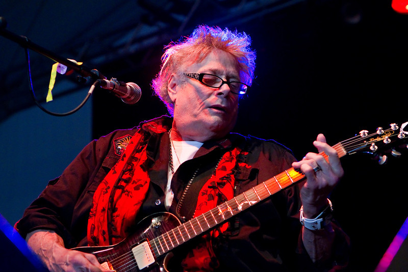 Leslie West - Newport Yachting Center August 10, 2012