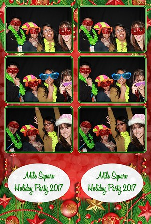 UIC Mile Square Holiday Party 17'