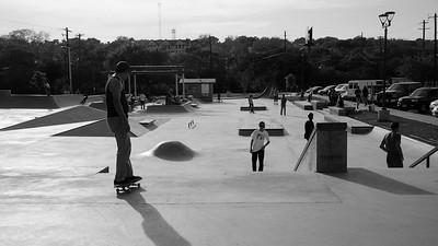 Austin BMX and Skate Park
