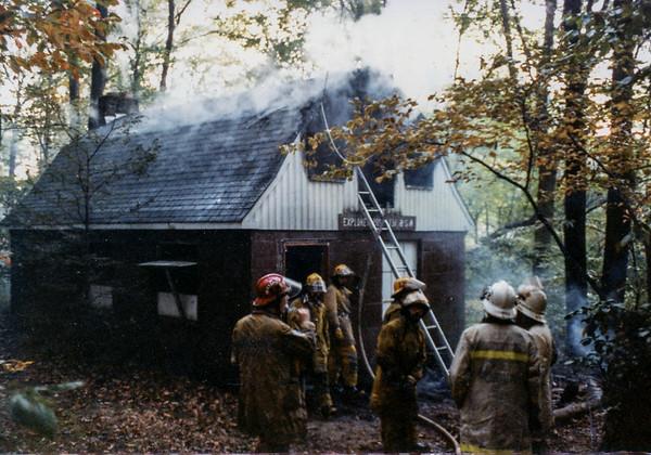 Explorer Post Fire