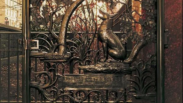 Central Park Osborn Gates
