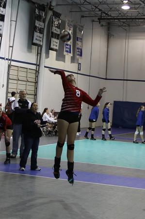 Nfinity Ranking Tournament - Tejas Volleyball (02/03/13)