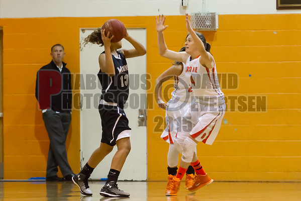 Boone Girls Varsity Basketball #4 - 2015