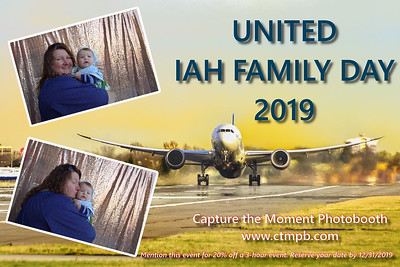 UNITED IAH Family Outing 2019