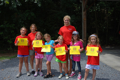 Camp Heartbeat 2012.Brainy Camps