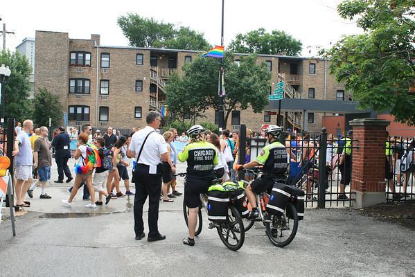 CHICAGO 2010 GAY PRIDE PARADE