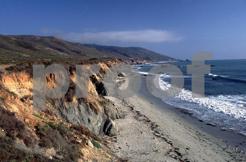 Big Sur beach, CA