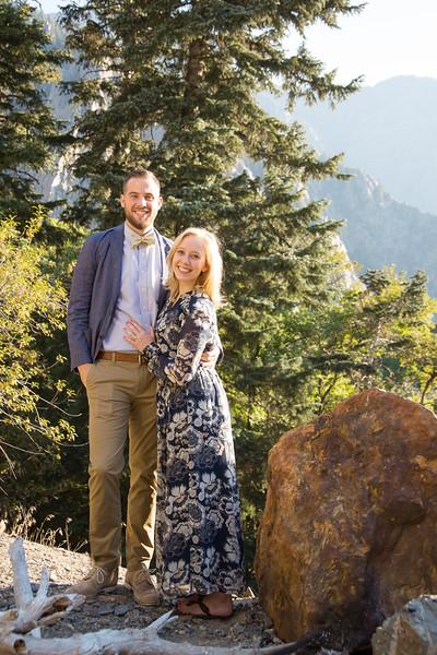Engagements - Big Cottonwood Canyon