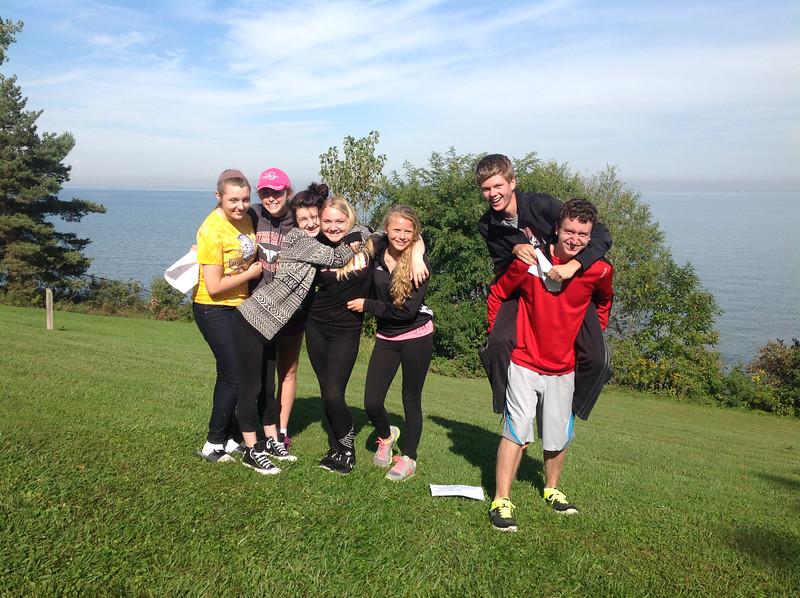 Student Council Retreat - Fall 2014 - 3.JPG