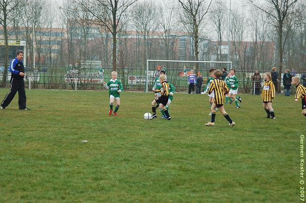 Zeerobben F3 - Frisia F4 (0-9)