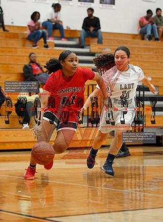 Harker Heights @ Shoemaker Girls Varsity Basketball 1-10-20