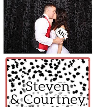 Steven & Courtney