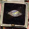 1.11ct Old European Cut Diamond Filigree Ring 3