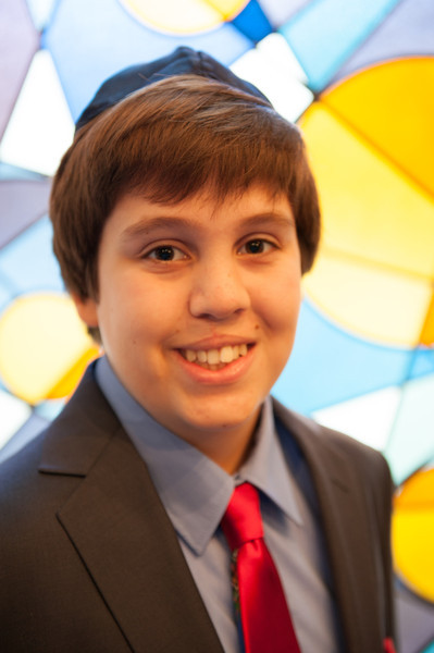 Gabriel Earle Bar Mitzvah Service
