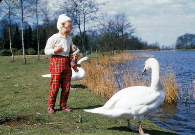 1957 Frühjahr Famalienbilder