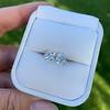 3.49ctw Old Mine Cushion Cut Diamond Pair GIA K VS1 13