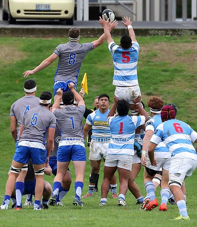 2015 College Rugby