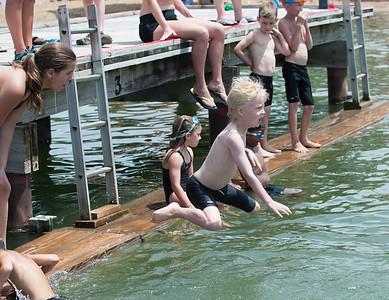 Taylor Kids Swim Meet 6/19/2013