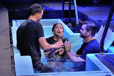 2017-04-30 - 11 a.m. Baptism Service
