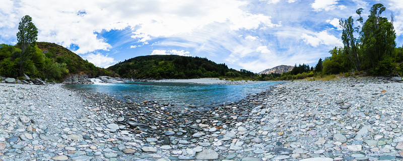 Shotover Riverbank - Queenstown Lakes District
