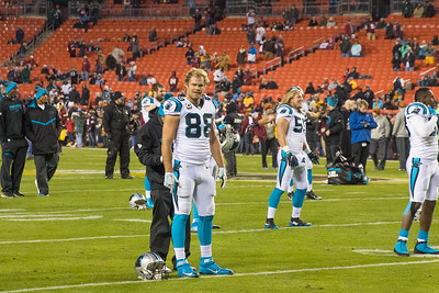 Football: Redskins vs. Panthers 12.19.2016 (by Scudder)