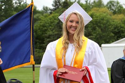 6/2/2013 Graduation (Receiving Diplomas)