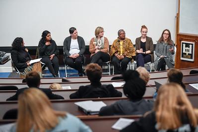 Women Abroad Panel