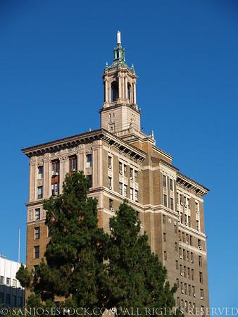 Bank of America Building, Downtown San Jose