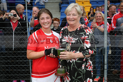 Tinahely Ladies IFC Final 2017