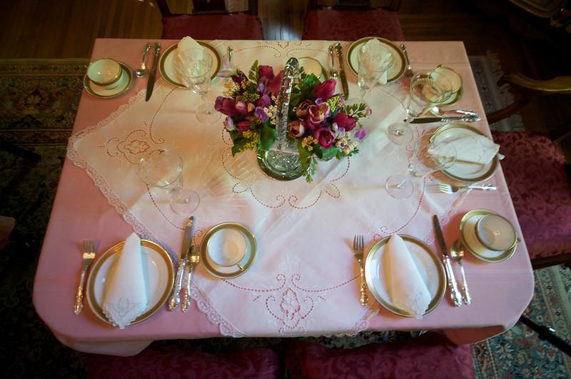April 2012 Wedding Setup