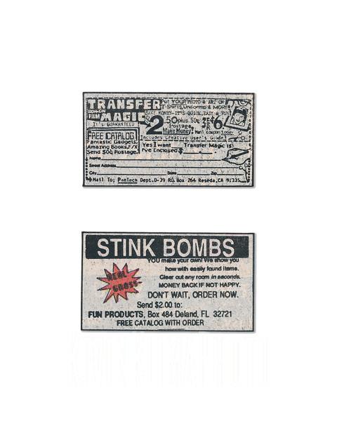 Transfer Magic - Stink Bombs