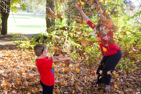 Joanne and Family Oct 2012