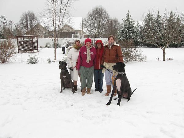 The Setzer Family