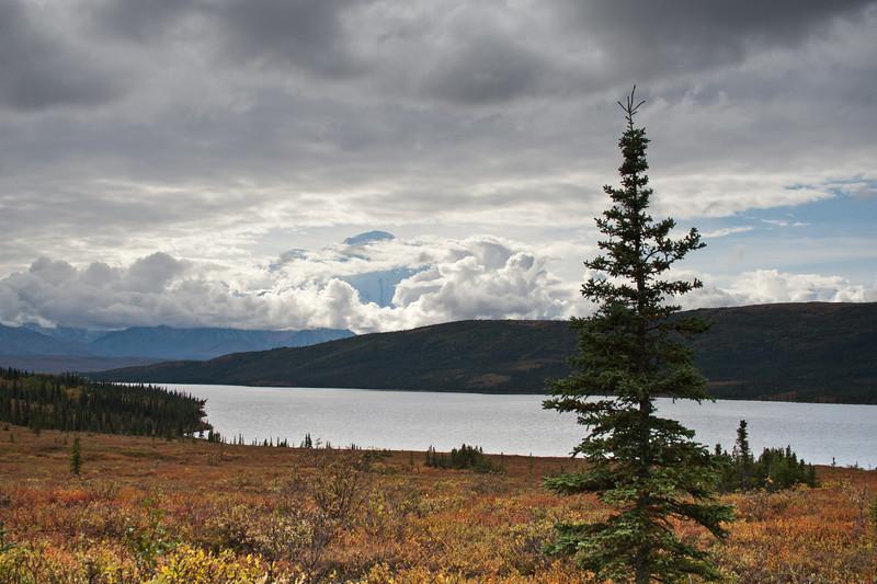 Denali and Wonder Lake.