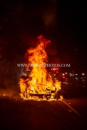 SSP CAR FIRE 6/22/20