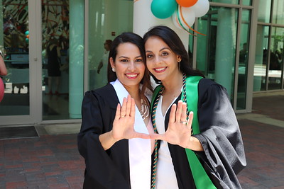 Graduate Reception