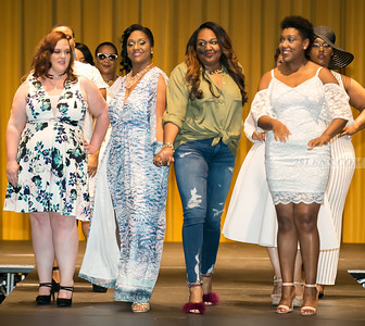 Fashion To Figure - White Party - 2017 - District Of Curves: DC Full Figured Fashion Showcase