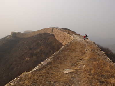 general xu great wall camping all pic........