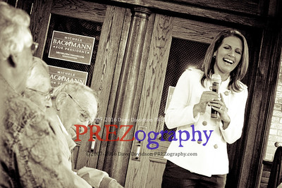Michele Bachmann in Creston