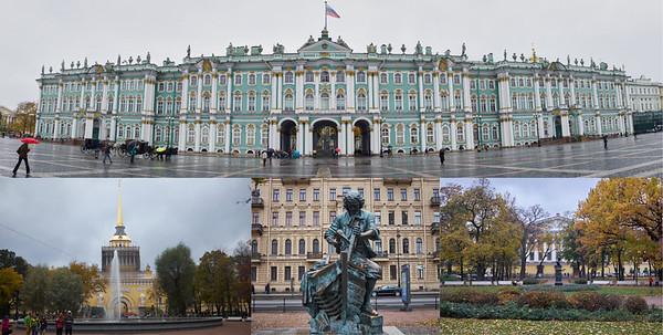 Moskau & St. Petersburg 2014