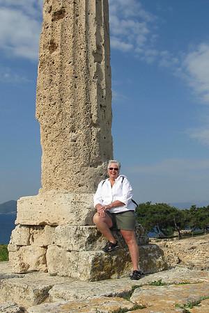 Beth's Greek Adventure - April/May 2008