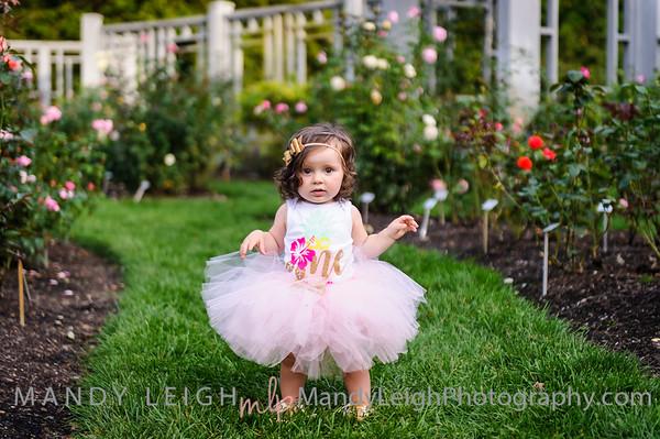 Lyla Alexander 1 Year