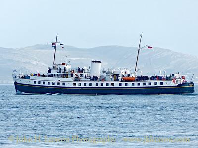 MV Balmoral - September 10, 2016