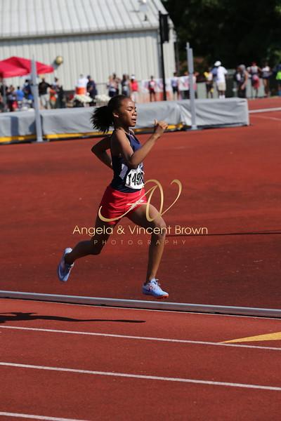 2017 AAU DistQual: 12 Girls 400m